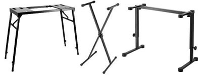 Keyboard stands